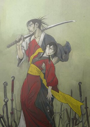 Клинок бессмертного (2019) / Mugen no Juunin: Immortal / Blade of the Immortal (2019)