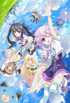 Альтернативная игра богов / Choujigen Game Neptune The Animation / Hyperdimension Neptunia - The Animation (2013)