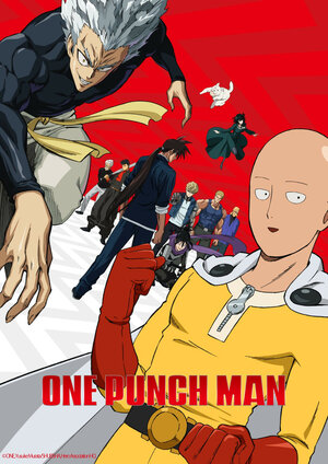 Ванпанчмен [ТВ-2] / One Punch Man (2019) / Ванпанчмен 2 (2019)